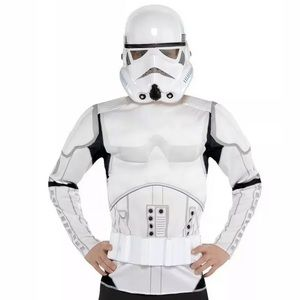 Child Stormtroopers Muscle Shirt - Star Wars New